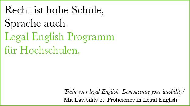 Lawbility Angebote Für Hochschulen